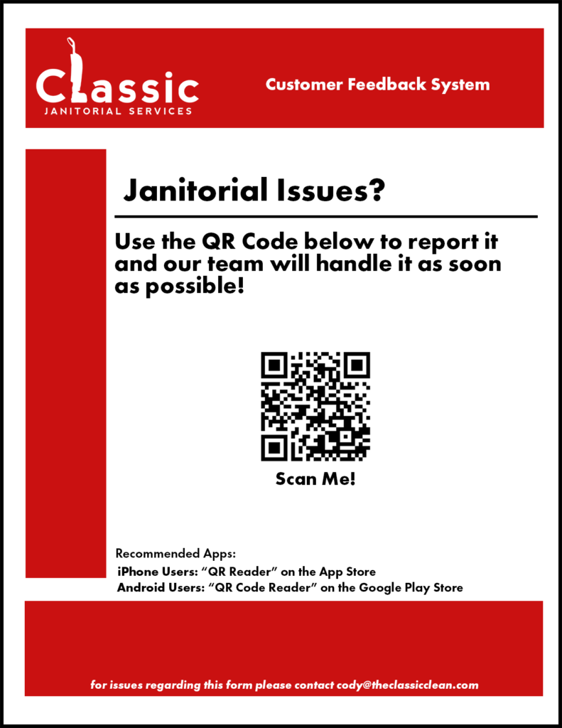 QR Graphic For Website Preview